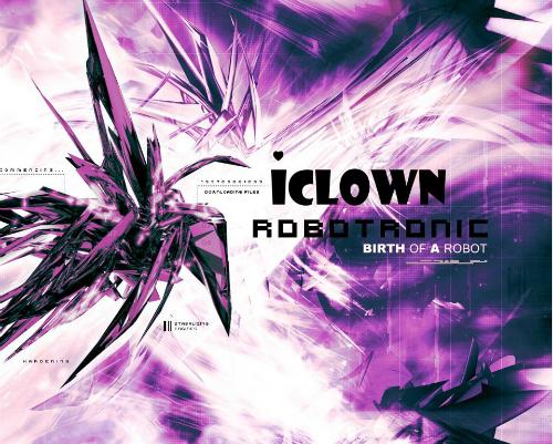 iClown-Robotrix artwork