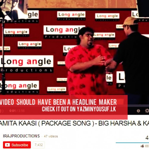 "Big Harsha's ""Athamita Kaasi"" (Package Song ) Ft Kaizer, Iraj & Peshala"