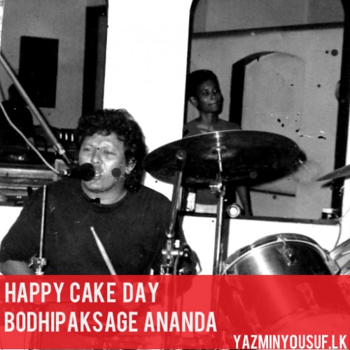 Happy Cake Day To Ananda