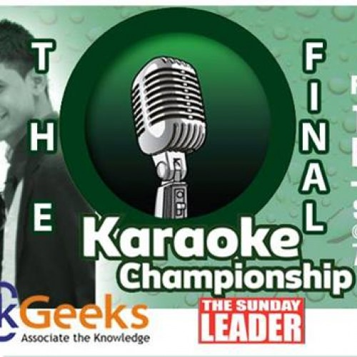 The Karaoke Championship (Season 01) – The Final Round