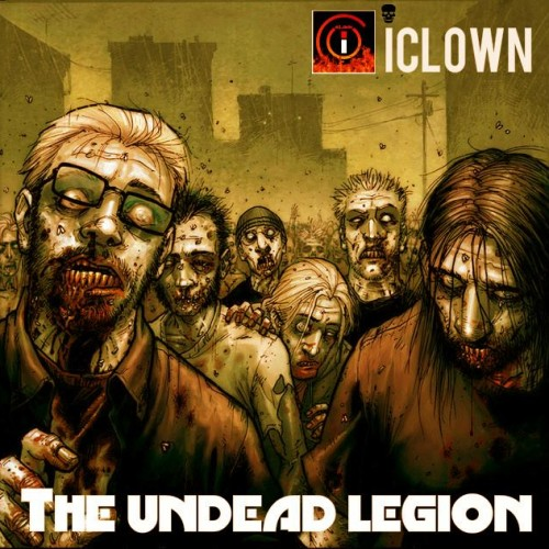 Nuuu Mujik Alert: The Undead Legion By iClown