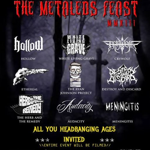 THE METALEDS FEAST – M M X I I I
