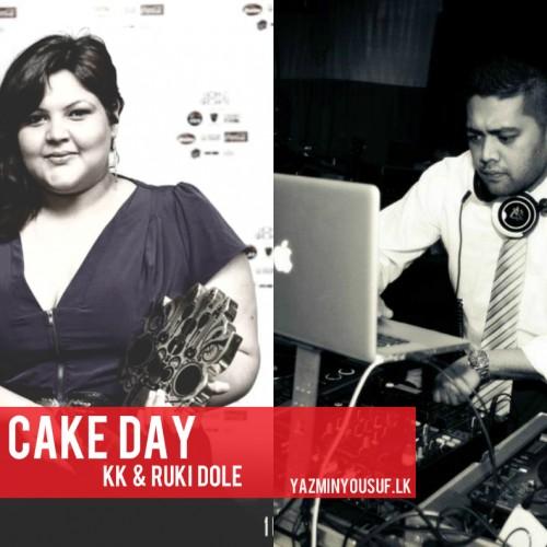 Happy Cake Day To KK & Ruki Dole