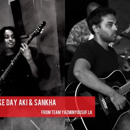 Happy Cake Day To Sankha & Akila