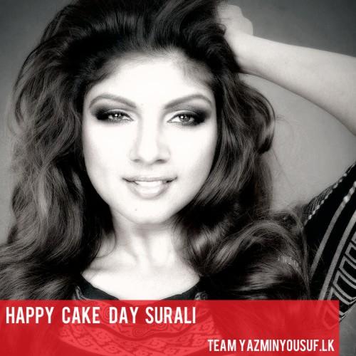 Happy Cake Day Surali