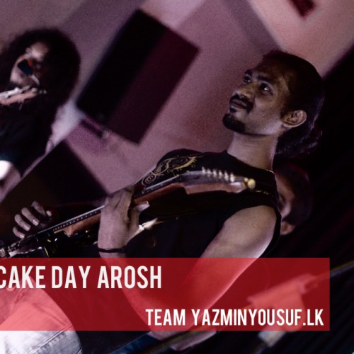 Happy Cake Day Arosh