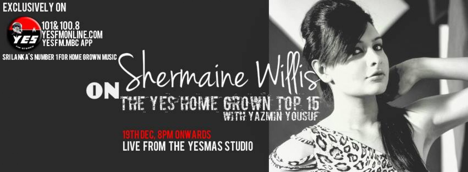 Shermaine Willis On The YES Home Grown Top 15 Tonight
