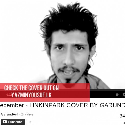 "garundA covers ""My December"""