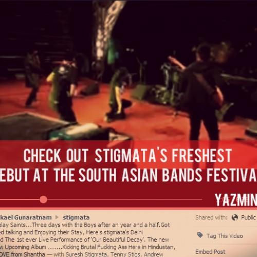 Stigmata At The South Asian Bands Festival