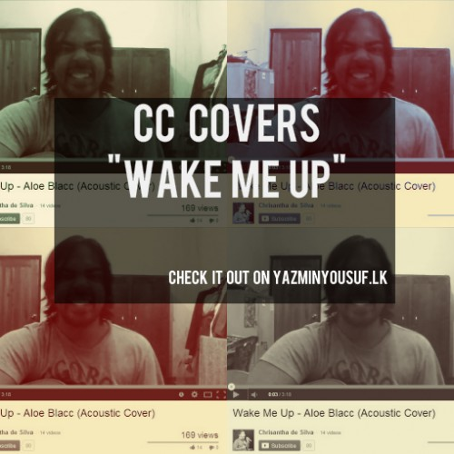 "CC Covers ""Wake Me Up"""