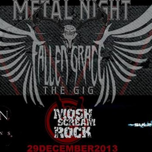Metal Night: The Gig