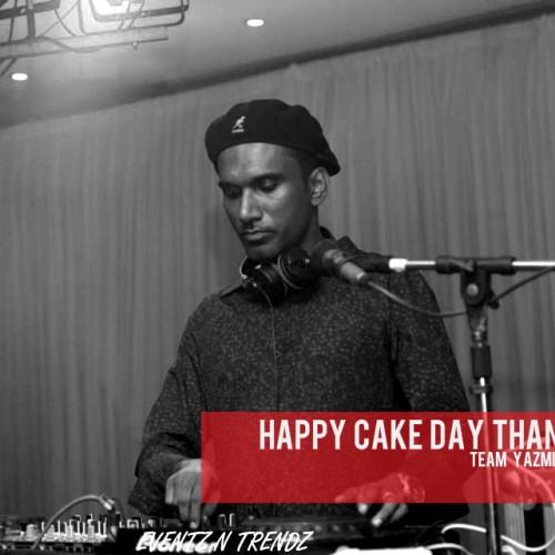 Happy Cake Day Thanujika