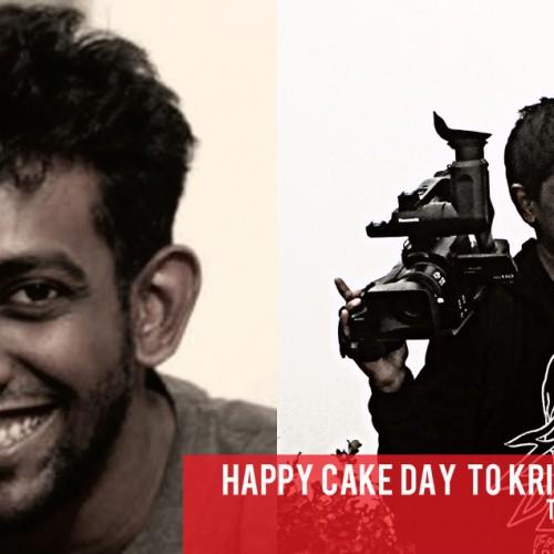 Happy Cake Day To Krish & Rajindra
