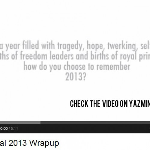 The Real 2013 Wrapup