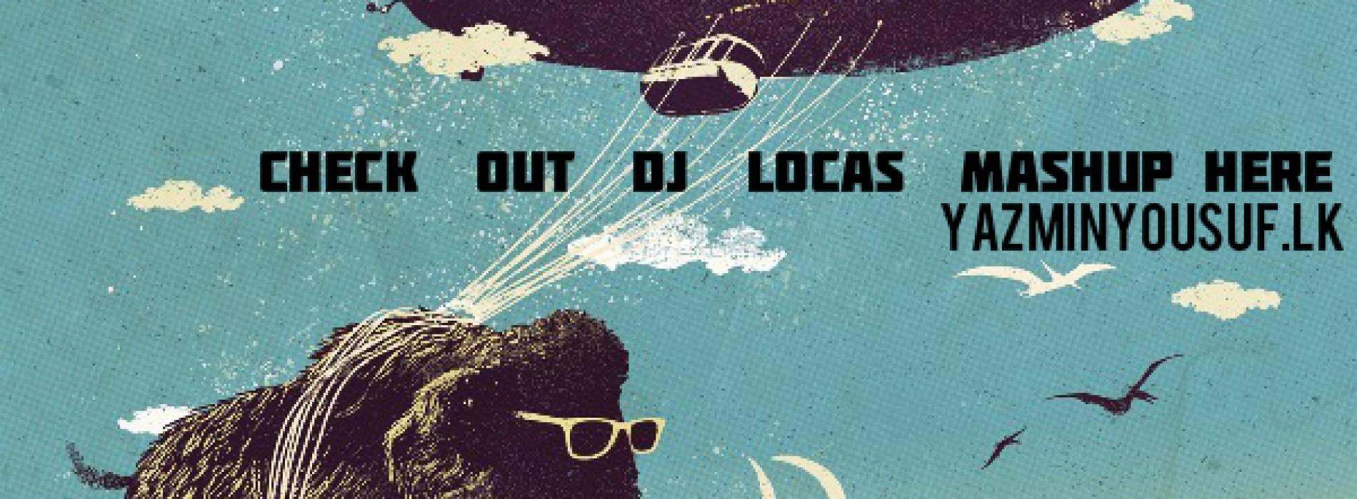 """MashUp Alterta: DJ Loca's """"Safe & Sound"""""""