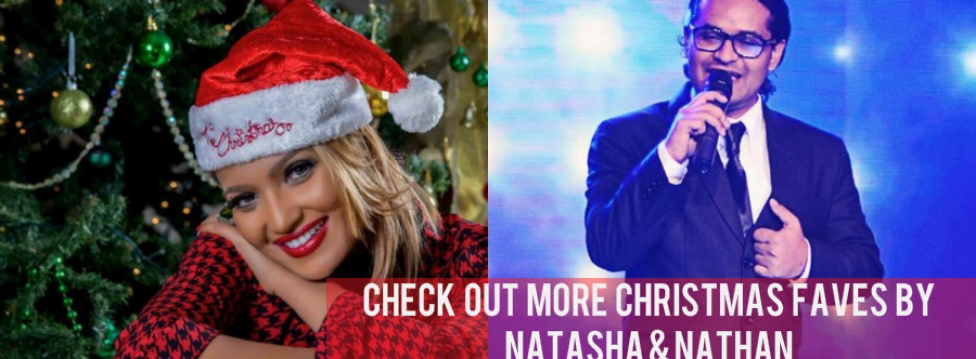 More Christmas Faves From Nathan & Natasha