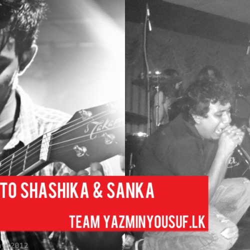 Happy Cake Day To Shashika & Sankha