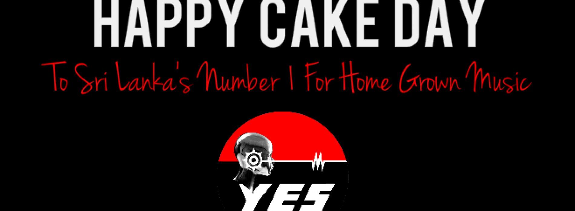 Happy Cake Day To YES101 & Asiri Fernando