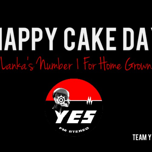 Happy Cake Day To YES101 & Asiri Fernando