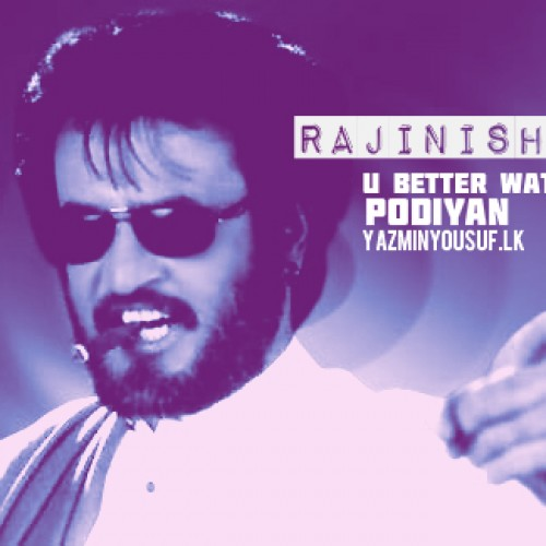 Rajinishake: Check Out The Video Here!