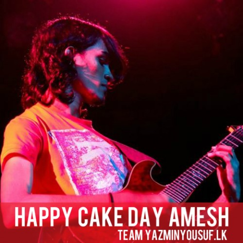 Happy Cake Day Amesh