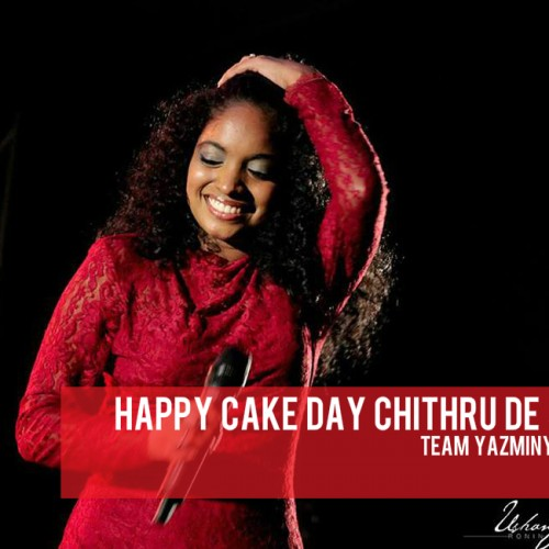 Happy Cake Day To Chithru