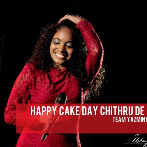 Happy Cake Day To Chithru