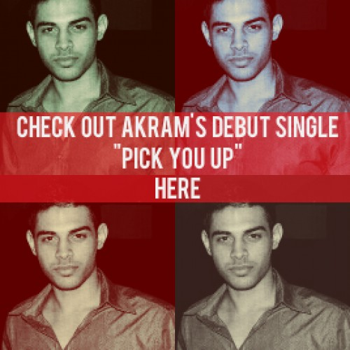 Akram's Number 1 Single Is Finally On YouTube