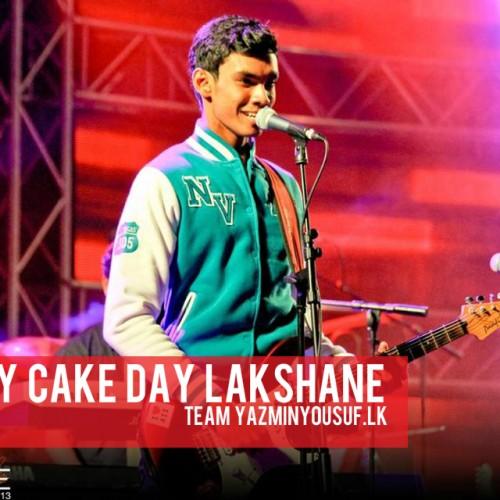 Happy Cake Day Lakshane Fonseka