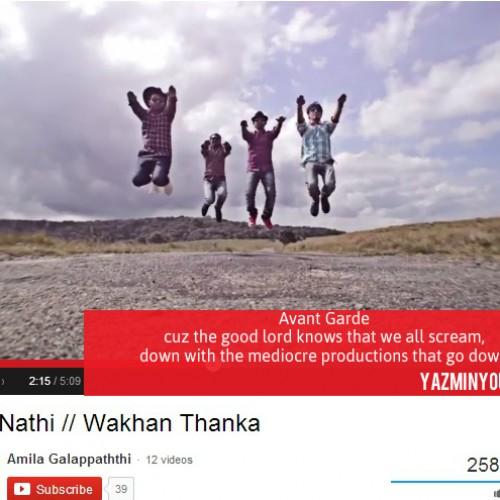 Wakhan Thanka's Nim Nathi