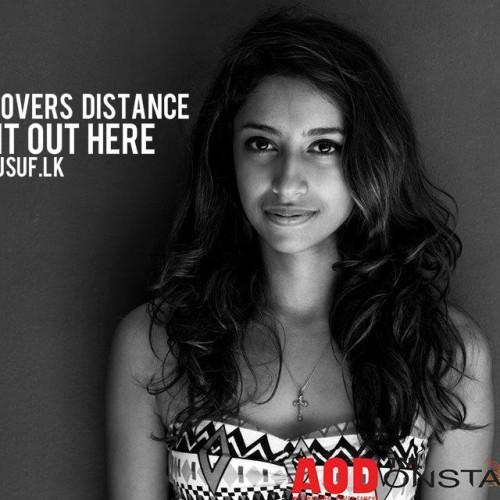 Aelesha Covers Distance By Christina Perri