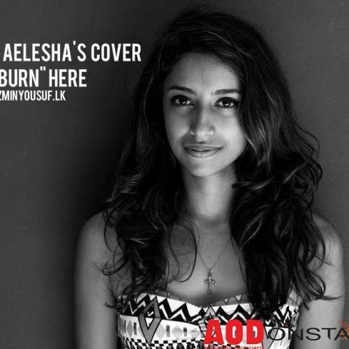"Aelesha Covers Ellie Goulding's Instant Hit ""Burn"""