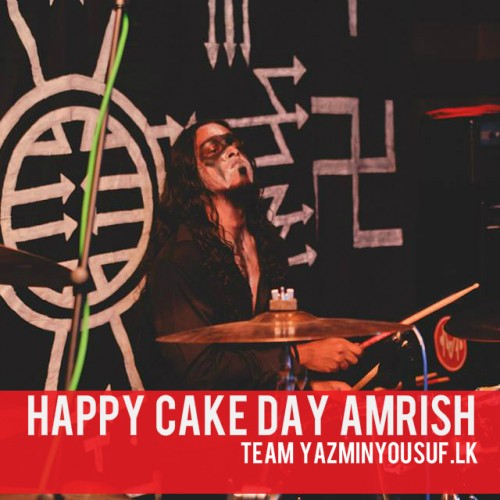 Happy Cake Day Amrish
