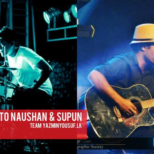Happy Cake Day To Naushan & Supun