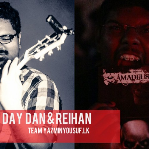 Happy Cake Day Dan & Reihan