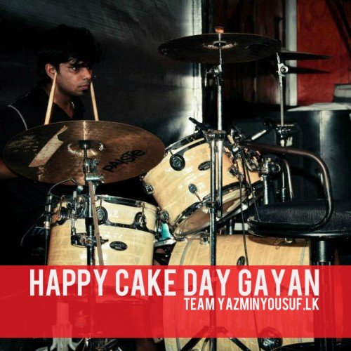 Happy Cake Day Gayan