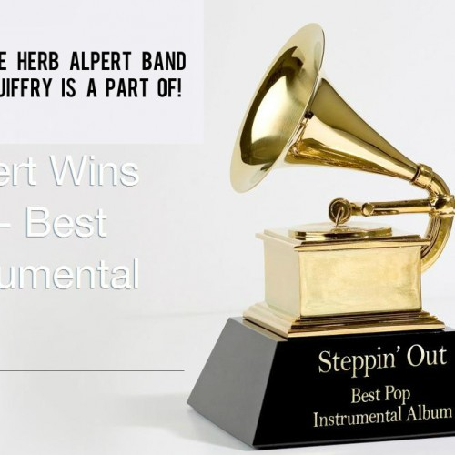 Congratz To The Herb Alpert Band