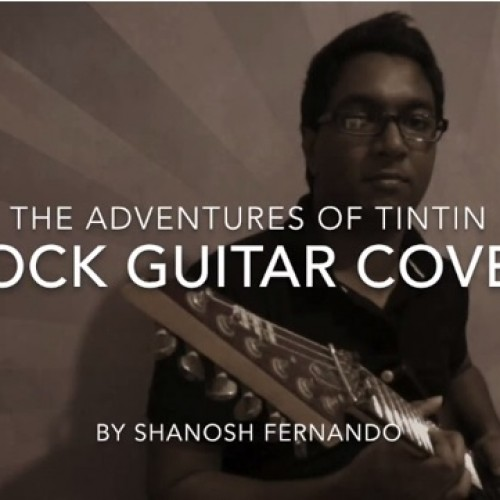 Tin Tin's Theme: The Guitar Version