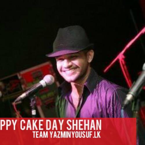 Happy Cake Day Shehan