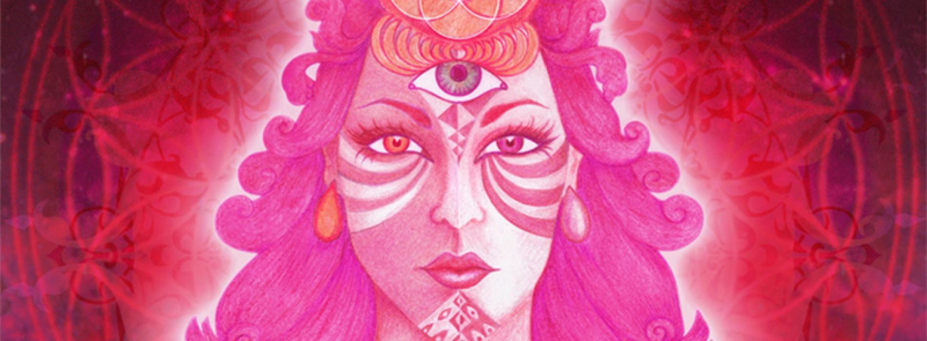 Spirited's Return Of The Cosmic Goddess