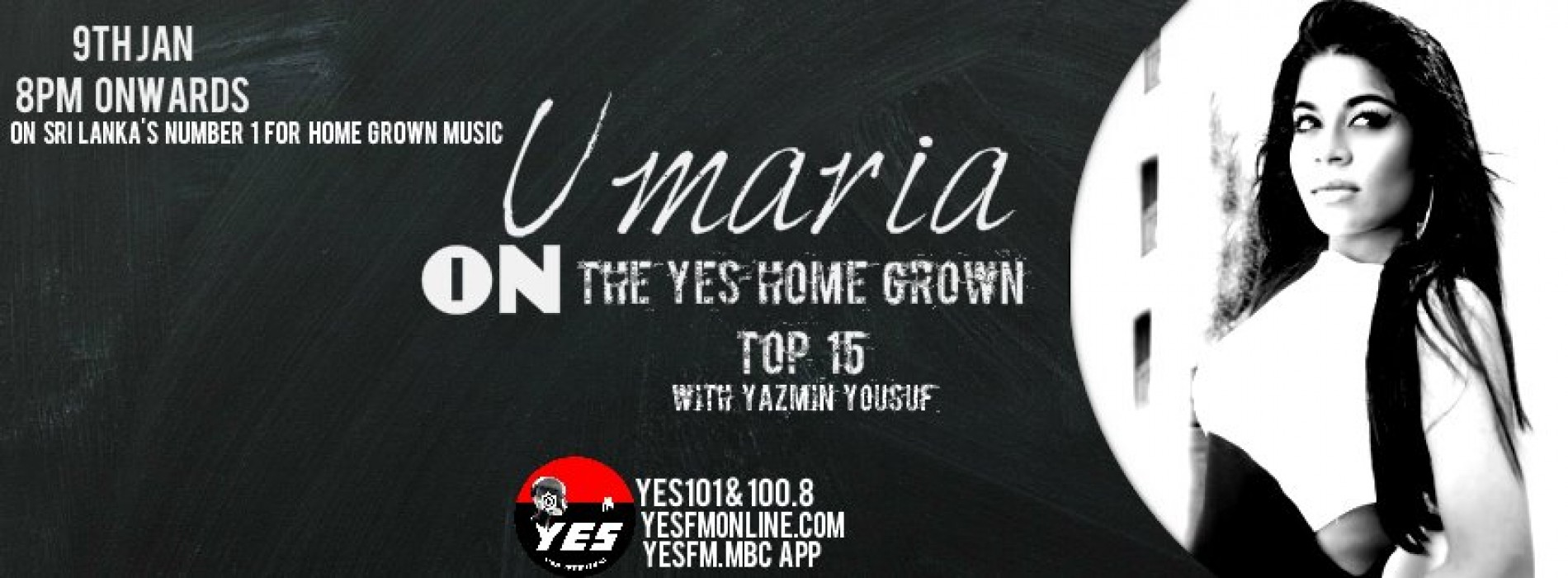 Umaria On The YES Home Grown Top 15