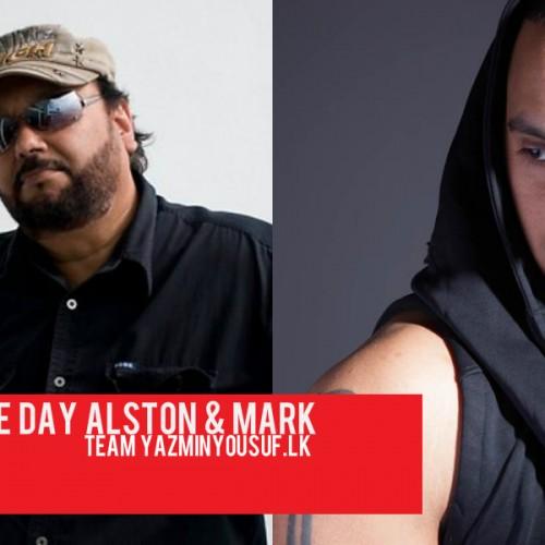 Happy Cake Day Alston & Mark
