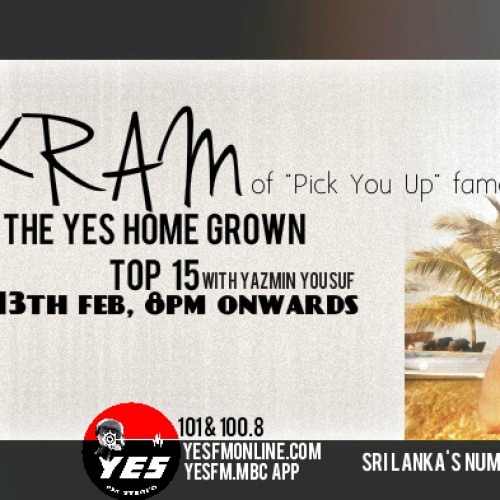 Akram On The YES Home Grown Top 15