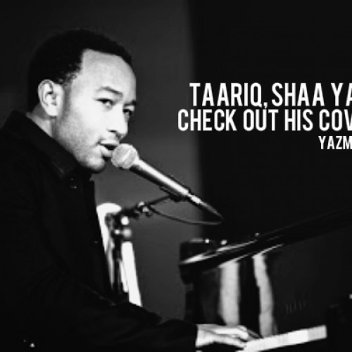 Taariq Covers John Legend's All Of Me