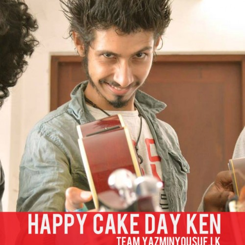 Happy Cake Day Ken