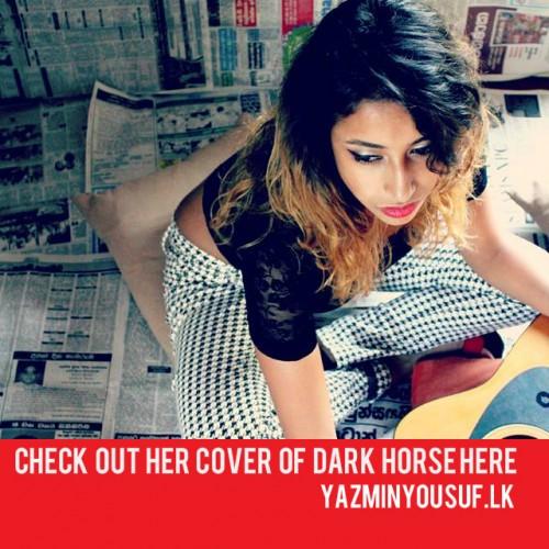 Aelesha – Dark Horse (Cover)