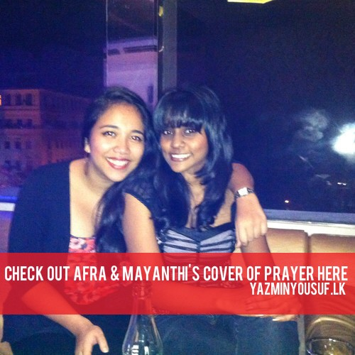 Mayanthi de Silva feat. Afrah Saldin – Prayer