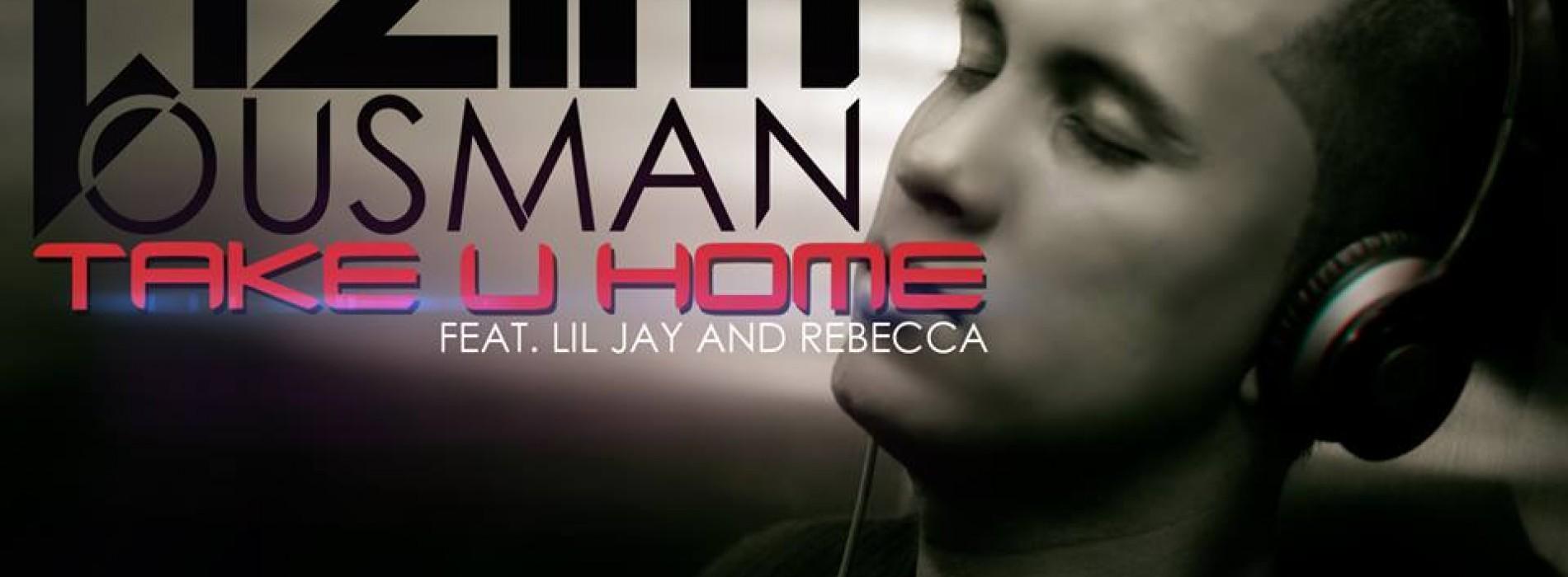 Azim Ousman – Take U Home ft. Lil Jay & Rebecca: The Video