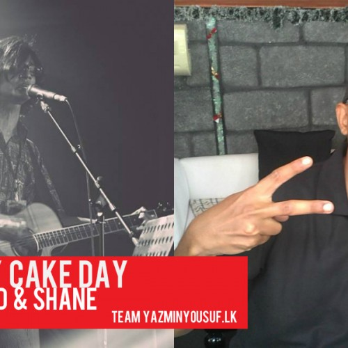 Happy Cake Day Imaad & Shane