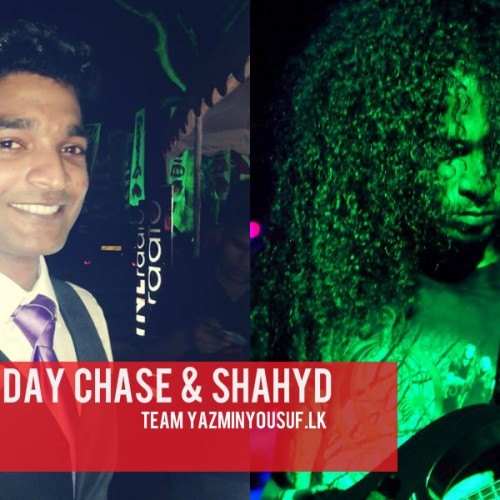 Happy Cake Day Chase & Shahyd